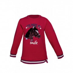 Sweatshirt -Smiling Heart- HKM