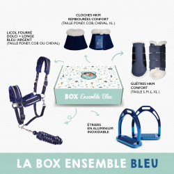 La Box Ensemble - Bleu