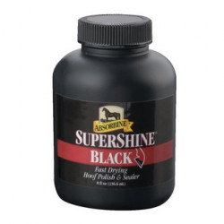 Supershine black Absorbine
